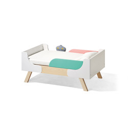 Famille Garage children's bed | Infant's beds | Richard Lampert