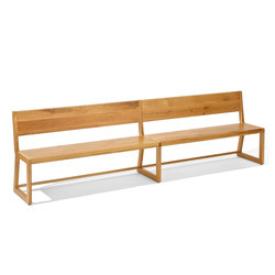 Stijl bench | Benches | Richard Lampert