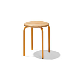 Tom stackable stool | Stools | Richard Lampert