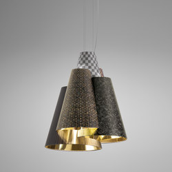 Melting Pot SP 60 Dark Pattern | Illuminazione generale | Axo Light