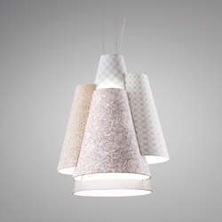 Melting Pot SP 60 light patterns | Allgemeinbeleuchtung | Axo Light