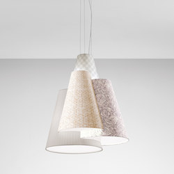 Melting Pot SP 60 light patterns with diffusers | Allgemeinbeleuchtung | Axo Light
