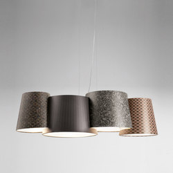 Melting Pot SP 115 Dark Pattern con Diffusori | Illuminazione generale | Axo Light