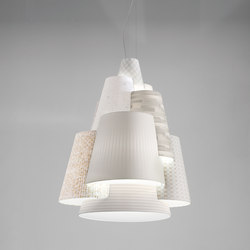 Melting Pot SP 120 light pattern con diffusori | Illuminazione generale | Axolight