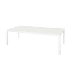 Allux dining table 239x100 cm (glass) | Dining tables | Mamagreen
