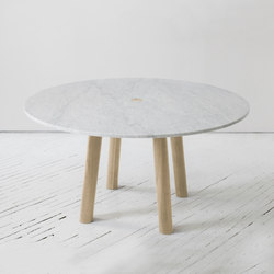 Column Table Round | Restauranttische | Fort Standard