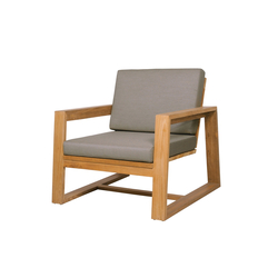 Avalon lounge 1-seater | Poltrone da giardino | Mamagreen