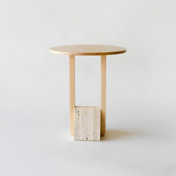 Foundation Table | Beistelltische | Fort Standard