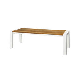 Baia bench 145 cm (post leg) | Bancs de jardin | Mamagreen