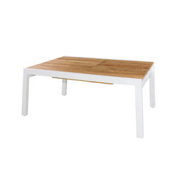 Baia ext table 170-280x100 cm | Tables à manger de jardin | Mamagreen