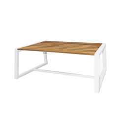 Baia dining table 180x100 cm (wood) | Tables à manger de jardin | Mamagreen