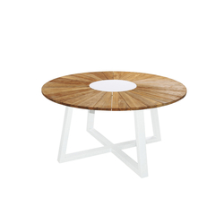 Baia round table Ø 150 cm | Tables à manger de jardin | Mamagreen