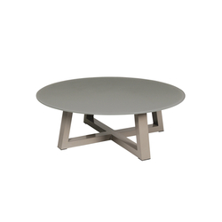 Baia lounge table Ø 120 cm (glass) | Tables basses de jardin | Mamagreen