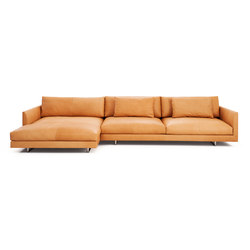 Axel XL | Modular sofa systems | Montis