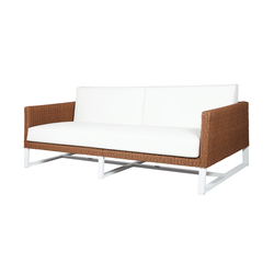 Baia sofa 2-seater (woven) | Sofás de jardín | Mamagreen