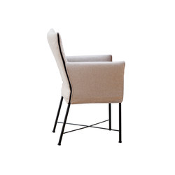 Geraldine | Visitors chairs / Side chairs | Montis