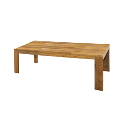 Eden dining table 250x100 cm (random laminated top) | Tables à manger de jardin | Mamagreen