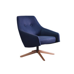 Puk Low | Lounge chairs | Montis