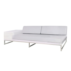 Jane right sectional | Divani da giardino | Mamagreen
