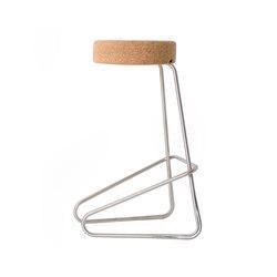 CC3 Cantilever stool | Sgabelli bar | TECTA