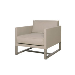 "Mono sofa 1-seater  (4"" Deeper) 