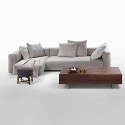 Lario | Modulare Sitzgruppen | Flexform