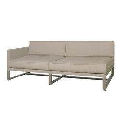 "Mono right hand sectional (4"" Deeper) 