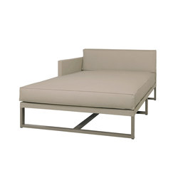 Mono right hand chaise | Sedute ad isola | Mamagreen