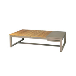 Mono coffee table 150x75 cm with ice bin | Coffee tables | Mamagreen