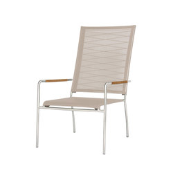 Natun Hemp lazy chair | Garden armchairs | Mamagreen