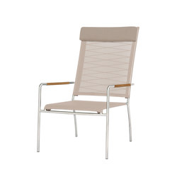Natun Hemp lazy chair | Poltrone da giardino | Mamagreen