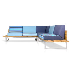 Oko Lounge Combination 2 (no bolster) | Gartensofas | Mamagreen