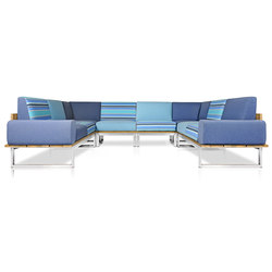 Oko Lounge Combination 4 (with bolster) | Sofas | Mamagreen