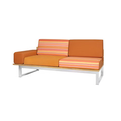 Oko Lounge right sectional seat | Gartensofas | Mamagreen