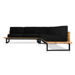 Oko Lounge Combination 2 (no bolster) | Sofas | Mamagreen