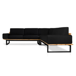 Oko Lounge Combination 2 (with bolster) | Sofas de jardin | Mamagreen