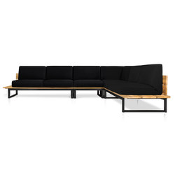 Oko Lounge Combination 3 (no bolster) | Garden sofas | Mamagreen