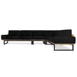 Oko Lounge Combination 3 (with bolster) | Sofas | Mamagreen