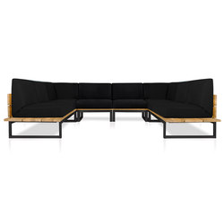 Oko Lounge Combination 4 (no bolster) | Sofas | Mamagreen