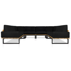 Oko Lounge Combination 4 (with bolster) | Sofás | Mamagreen