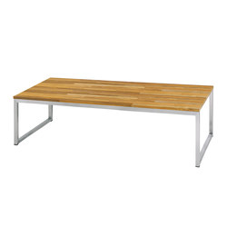 Oko dining table 275x90 cm w/o middle leg (random laminated top) | Dining tables | Mamagreen