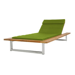 Oko single lounger | Méridiennes de jardin | Mamagreen