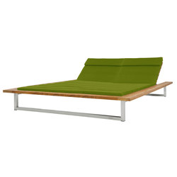 Oko double lounger | Sun loungers | Mamagreen