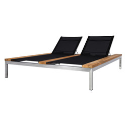Oko double lounger (batytline) | Sun loungers | Mamagreen