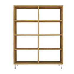 Outrack style 3 - double rack | Shelves | Mamagreen