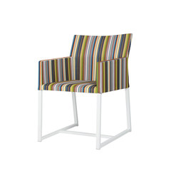 Stripe dining chair (vertical) | Sillas de jardín | Mamagreen