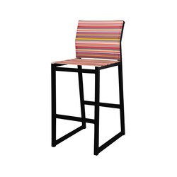 Stripe bar chair | Bar stools | Mamagreen