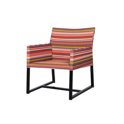 Stripe casual chair (horizontal) | Armchairs | Mamagreen