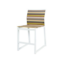 Stripe counter chair | Bar stools | Mamagreen
