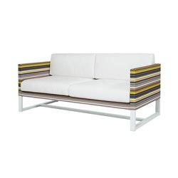 Stripe sofa 2-seater | Garden sofas | Mamagreen